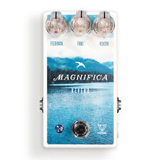 Foxpedal Magnifica Spring Reverb Guitar True Bypass Effects Stompbox Pedal