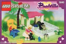 Lego® - 5840 - Spielkameraden im Garten/Garden Playmates - Belville / Playhouse