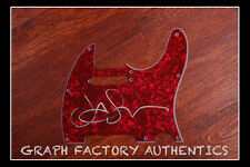 GFA  I Won't Give Up  * JASON MRAZ *  Signed Tele Electric Pickguard J2 COA