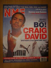 NME 2000 JUL 22 CRAIG DAVID GRAHAM COXON EMBRACE GOMEZ