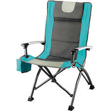 Ozark Trail High Back Chair hiking camping picnic Outdoor Folding portable