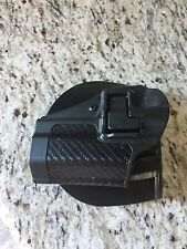 *Used* Blackhawk CQC Holster For Sig Sauer P228 P229 , Model C1214 Carbon Fiber