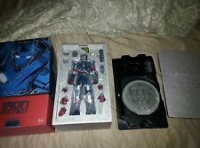 HOT TOYS IRONMAN3 IRON PATRIOT DIECAST BRIEFLY DISPLAYED, EXCELLENT CONDITION.