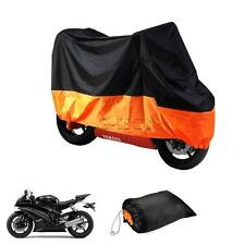 XXXL Rain Motorcycle Outdoor Cover For Harley Tour Glide Ultra Classic FLTCU