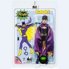 Batgirl 8-in Retro Mego Emerald City & TBCC Exclusive-Batman '66-TV-Tampa-Unmask