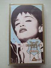Madonna.  The Immaculate Collection.   VHS