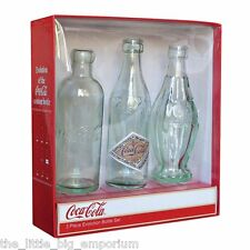 Coca Cola - Full Size Evolution Set - 1899 1900 1915