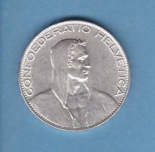 (ET 23) SUISSE 5 FRANCS 1926 B (SUP+)
