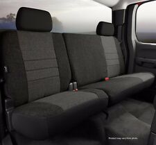Fia Oe32-33 Custom Fit Rear Seat Cover Tweed Charcoal Fits: 11-12 Ford F-150