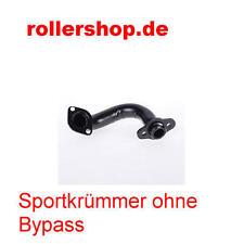 Krümmer Sport für Piaggio TPH, Storm, NRG, Zip FR
