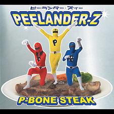 P-Bone Steak by Peelander-Z (CD, Jul-2003, Swell Audio)
