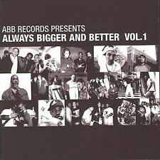 Always bigger and Better Vol. 1  MUSIC CD