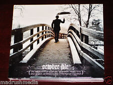 October File: The Application Of Loneliness CD 2014 Candlelight USA Digipak NEW