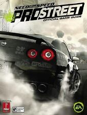 Need for Speed: Pro Street: Prima Official Game Guide (Prima Official -ExLibrary