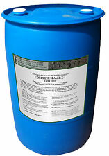 55 gallon drum of Concrete Sealer X-1 silicate based densifier and hardener