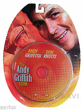 The Andy Griffith Show (DVD) Classic TV Show on DVD Disc 5 Episodes, 110min