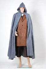 The Lord of the Rings Frodo Baggins Cape Coat Costume Set  Custom Made