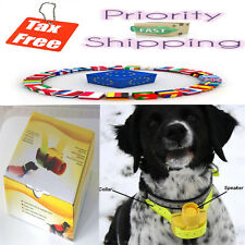 New Waterproof Dog sounds Beeper collar Training Hunting with Safe Nylon Strap