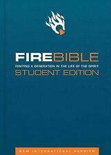 Fire Bible-NIV-Student, , Good Book