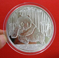 2015 Chinese Panda Silver Commemorative Coin 60mm