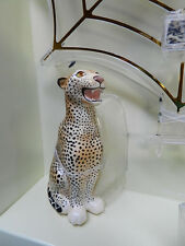 ACCESSORY ~BARBIE DOLL CHARLOTTE OLYMPIA MASCOT STATUE BRUCE LEOPARD FOR DIORAMA