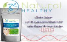 Colágeno marino, para Skin, Cabello Y Uñas-Anti Envejecimiento cápsulas Sano Natural
