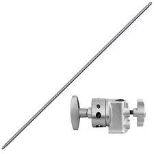 Mobiler Galgen für Studiostativ Lampenstativ zum Bau eines Galgenstativ 103 cm