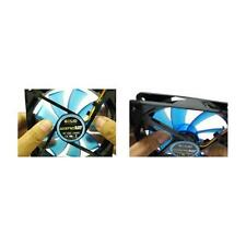 PQ311 Gelid Wing 8 UV Blue 80mm 8cm High Performance Case Fan