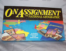 On Assignment with National Geographic Board Game / Great Homeschooling Resource