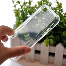 Coque Housse Etui en TPU Gel silicone Crystal Transparent Pour Apple iPhone 5C