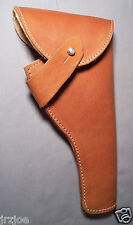 12 INCH TAN GUN HOLSTER INDIANA JONES STYLE REPLICA