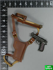 1:6 Scale SW FS004 Lara Croft - M9 Pistol w/ Shoulder Holster