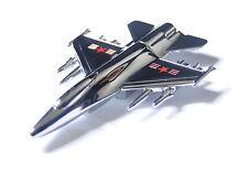 Kampfjet Flugzeug Jet aus Metall  USB Stick 16 GB Speicher / USB Flash Drive