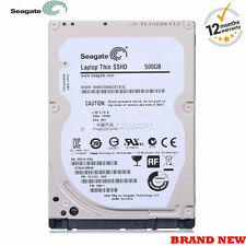 "Seagate 2.5"" 500GB Hard Drive SSHD Hybrid Drive, Laptop, PS3/4, ST500LM000"
