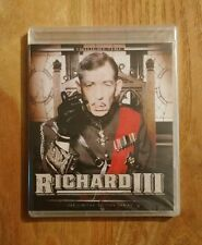 Richard III (1995) Brand New Blu-ray Ian McKellen, Annette Bening, TWILIGHT TIME