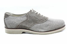 GH Bass Co Mens Carson Oxford Shoe Stone & Smoke Size 9 D