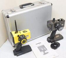 (2) Futaba 3PK Radio Transmitter w/ Case - 3PKS Super Magnum RC Car T3pk