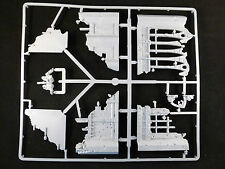 Warhammer 40K Set of Battlefield Gothic Ruins & Rubble on Plastic Frames