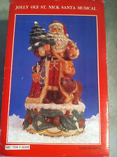 A VERY SPECIAL - Musical Jolly Ole Saint Nick Santa Clause  S#G1