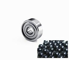 New MR126ZZ SI3N4 Ball  6x12x4mm  HYBRID Ceramic Bearing