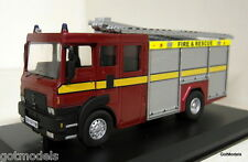 Fire Brigade models 1/50 Scale FBM4 Dodge G Fire & Rescue Service diecast model