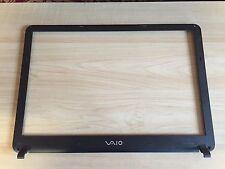 SONY VAIO VGN-FS215B VGN-FS Envolvente Bisel pantalla LCD Genuino SERIES 2-546-207