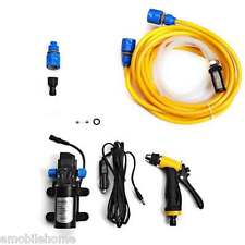 12V/80W High Pressure Electric Car Wash Washer Water Pump with Cigarette Lighter