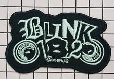 #857 BLINK 182 Rock Indie Music Iron on Patch Band METAL GRUNGE PUNK