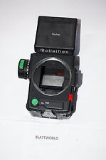 GENUINE  ROLLEI ROLLEIFLEX 6008 INTEGRAL MEDIUM FORMAT SLR CAMERA with FINDER