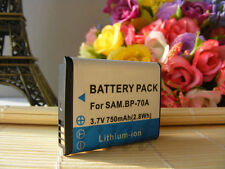 Battery for Samsung BP70A PL100 PL120 PL80 PL81 PL90 PL20 PL200 PL201 ST60 ST30