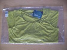 Top Royal Robbins Essential Tencel Tank Top Tarragon Small New Sealed with Tags