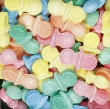SweetGourmet Dubble Bubble Oh Baby Pacifier Candy Confections, 1Lb FREE SHIPPING