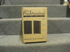 Definitive Technology ProMonitor 1000 4-Speakers ( 2 PAIRS ) white NEW