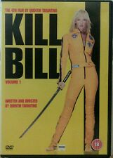 Kill Bill Vol.1 (DVD, 2004) STARRING UMA THURMAN, LUCY LIU & VIVICA A. FOX